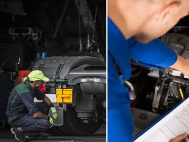 4 Lesser-Known Benefits of Preventative Maintenance for Trucks